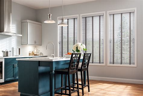 Kitchen Cloth Blinds Gray Blinds With Cloth Graber Window Blinds