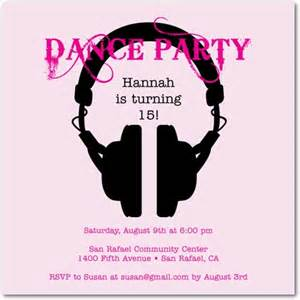 best photos of teen birthday party invitations free free