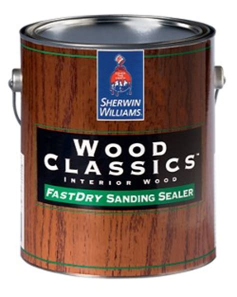 wood classics fastdry sanding sealer homeowners