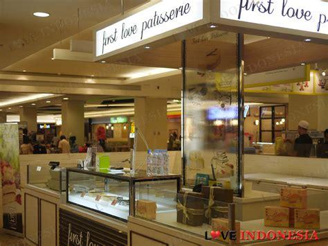 Parfum Secret Kota Kasablanka patisserie kota kasablanka mall indonesia