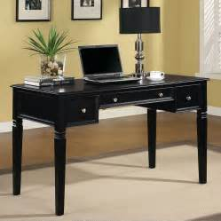 Black Vanity Table Impressions Vanity Co Classic Black Vanity Table With Power Outlets