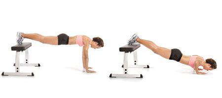 bench press ups fitness series exercises explained the push up a bit