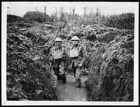 In The Trenches by Trenches Ww1ha
