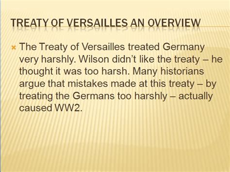 a perfidious distortion of history the versailles peace treaty and the success of the books treaty of versailles mr palmer s geography history