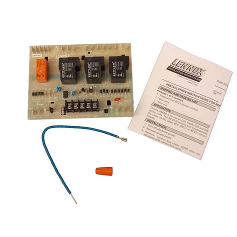 fascoh 48k98 lennox bcc3 blower circuit board by