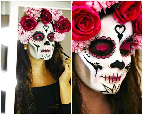 imagenes mujeres pintadas de catrinas blog and coffee maquillaje catrina por jenifer fuentes