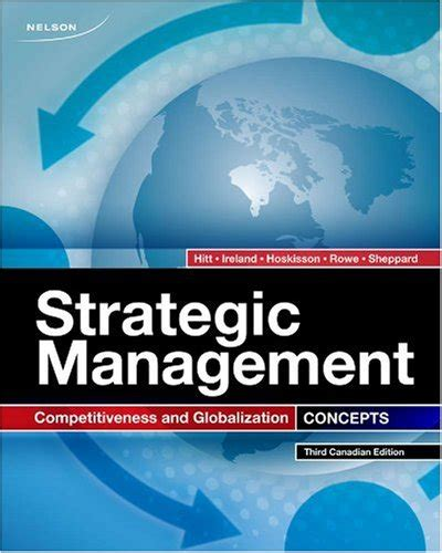 Strategic Management 11ed Competitives Globalization abby s collection on ca marketplace sellerratings