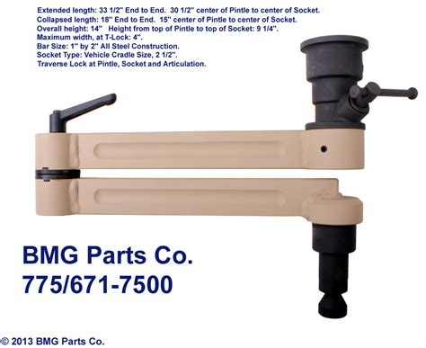 how to make a swing arm bmgparts com browning machine gun mounts pedestals and