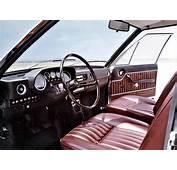 1969 Tatra T613 Vignale  Studios