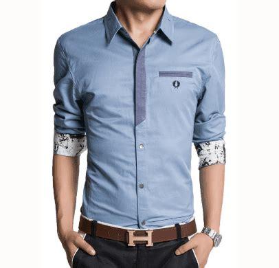 Kemeja Pria Aliando Simple Casual 5 tips contoh style fashoin pakaian kasual pria keren