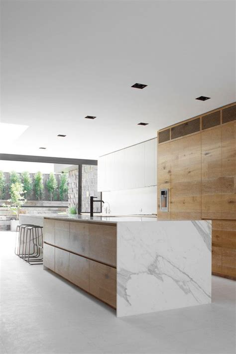 Kitchen Backsplash Tiles Glass best 25 contemporary kitchen design ideas on pinterest