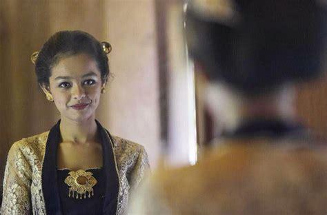 Sho Putri mutiara baswedan putri menteri pendidikan yang manis