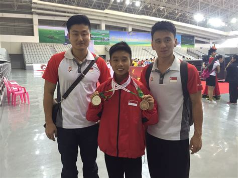 Another Use For Yu Be by Another Silver Medal For Yu Xuan Martial House