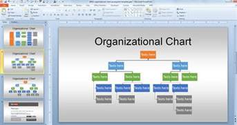 org chart template in powerpoint free org chart powerpoint template