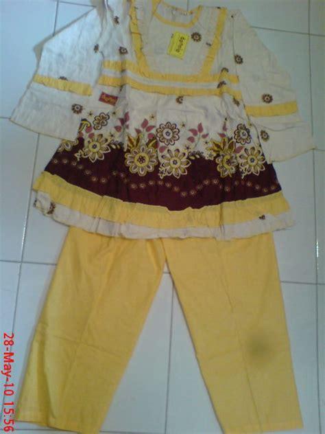 Baju Muslim Anak Perempuan L Merah Pbm193 belajar bisnis on line