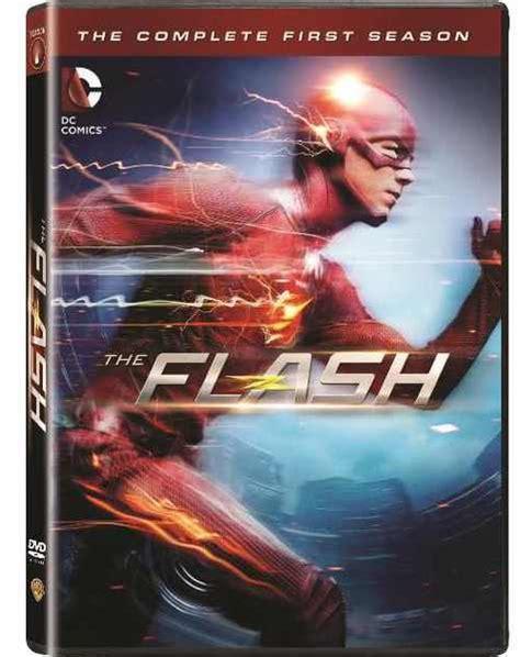 Dvd Series The Flash Complete Season 1 2 3 the flash season 1 dvd tv raru