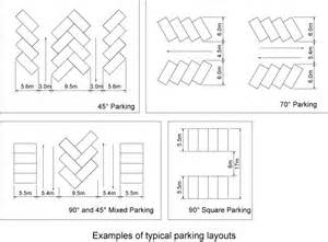 parking garage design standards 1000 ideas about parking space on pinterest parking lot