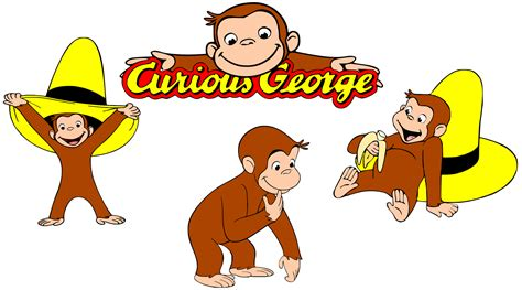 Curious George L by 1000 Images About Free Svg Files On Cutting