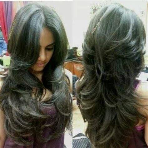 stylish choti of ladies long hair back side trend 2016 cieniowane fryzury nowoczesne modne i z polotem