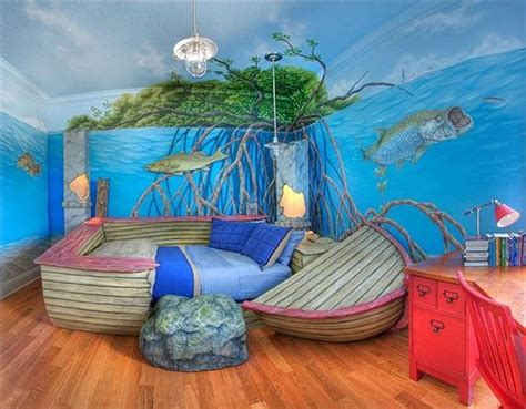 bedroom under water 22 awesome themed bedrooms that every kid would love