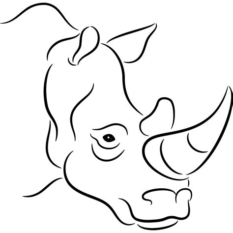 Outline Drawings Of Animals by Outline Images Of Animals Clipart Best