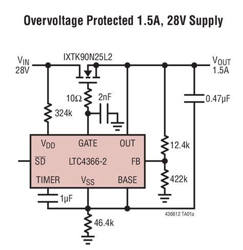 high power surge resistors ltc4366 high voltage surge stopper elecena pl wyszukiwarka element 243 w elektronicznych