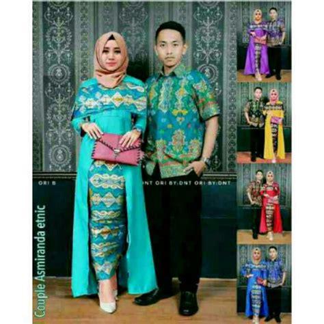 Batik Baju Baju Kondangan Sarimbit Kutubaru 6 jual baju batik sarimbit batik baju pesta baju kondangan asmiranda di lapak benang