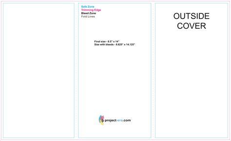 elegant tri fold brochure template microsoft word free templates 4
