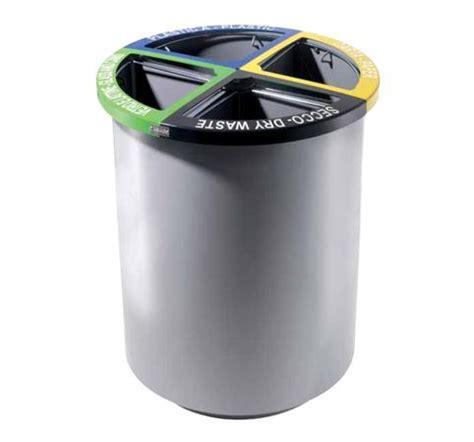 cestini raccolta differenziata ufficio cestino differenziata a 4 settori pe21062 dimensione