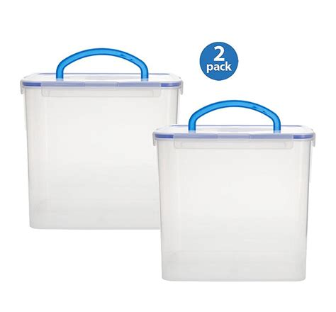 snapware storage containers snapware 1098437 40 cup clear airtight food storage