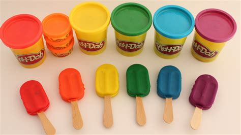 Mba Playgrounds How To Get Packs by Opening And Learning Colours With Rainbow Play Doh