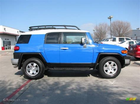 blue toyota fj cruiser 2007 voodoo blue toyota fj cruiser 2084031 photo 7