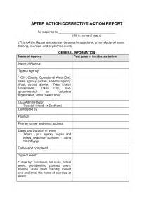 Aar Template by After Report Template E Commercewordpress