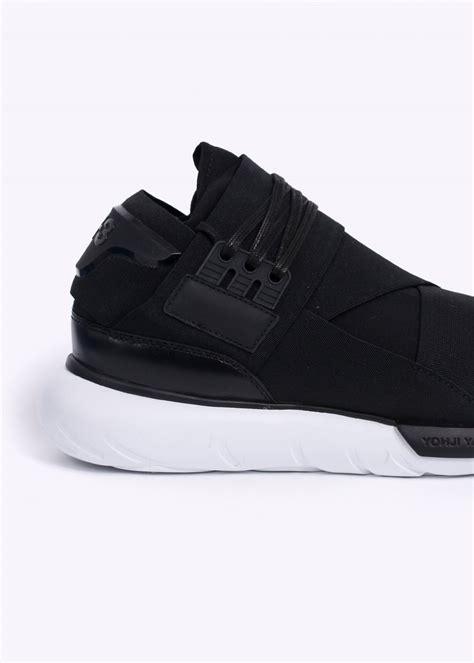 Adidas Y3 Yohji Yamamoto Qasa High adidas y3 qasa high trainers black