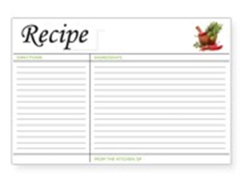 avery template for recipe cards avery design print recipe binder templates