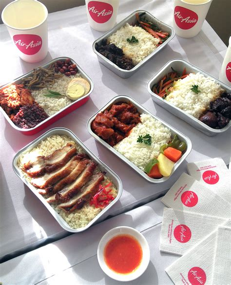 airasia hot meals experience the airasia wide variety of delicious inflight