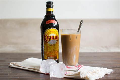 Kahlua Coffee my spoon kahl 250 a iced coffee