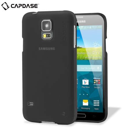Capdase Soft Samsung Galaxy S5 Sjsgs5 P2 capdase soft jacket xpose samsung galaxy s5 sheer black reviews mobilezap australia