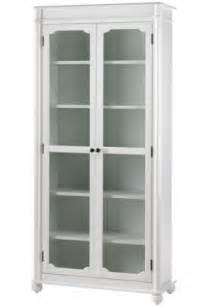 used bookcases with doors bookcase with glass doors foter