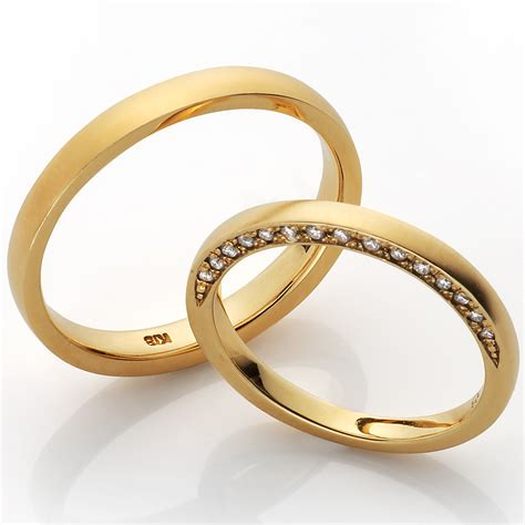 Engagement Bands by Yellow Gold Ring Venus Tears Wedding Bands Engagement Ring