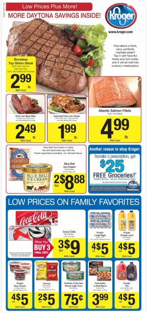 kroger weekly deals and coupon matchups feb 5th 11th kroger weekly deals and coupon matchups 2 20 13