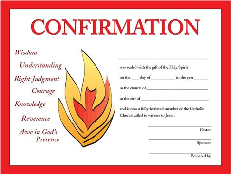 confirmation certificates templates print your own free confirmation certificates designed by