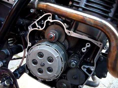 Motorrad 1200 Ccm Drosseln kupplung einstellen youtube