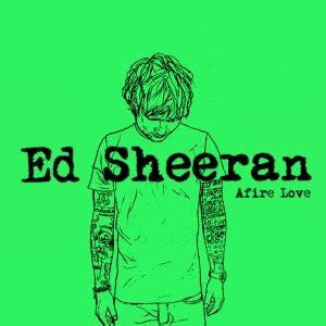 file:ed sheeran afire love.jpg wikipedia