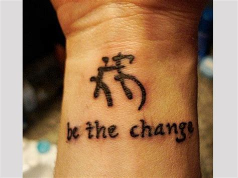tattoo meaning change 47 small meaningful tattoos ideas for and