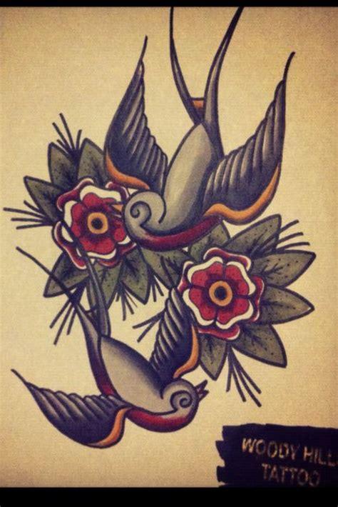 tattoo flash birds 41 best swallows c images on pinterest