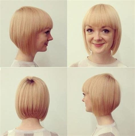 photo graduated blunt cut bob 20 chic and trendy ways to style your graduated bob