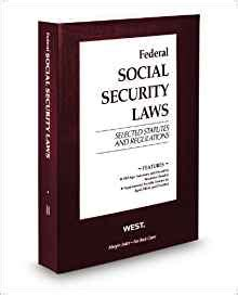 federal securities laws selected statutes and forms books federal social security laws selected statutes