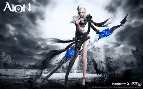 new wallpaper k aion two new wallpapers from the new world daeva s