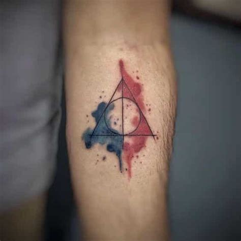 simple harry potter tattoos harry potter tattoos for ideas and designs for guys